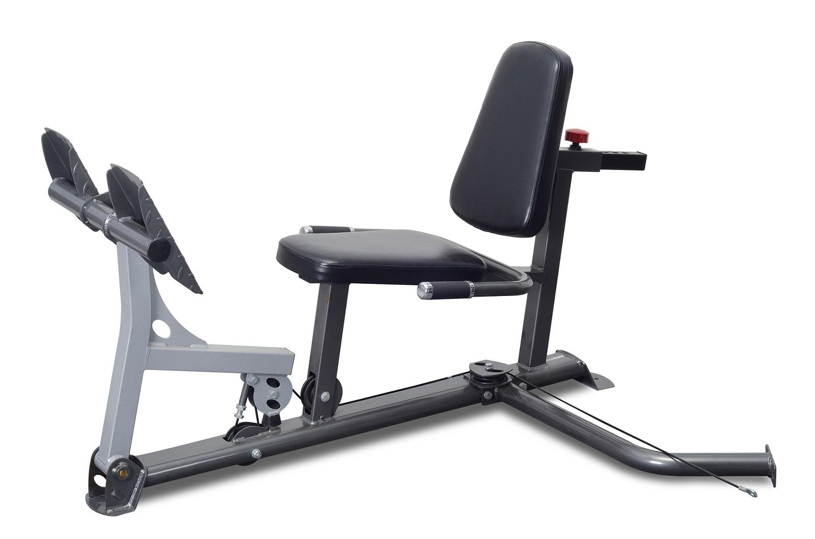 REVOLUTION C80 HOME GYM WITH LEG PRESS - Revolution Fitness