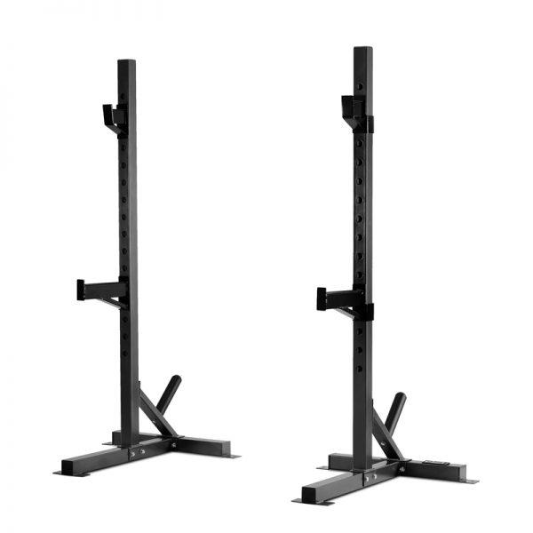 REVOLUTION SEMI COMMERCIAL SQUAT STANDS - Revolution Fitness